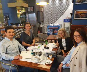 Мрежа Локалних акционих група Србије са представницом Амбасаде Француске у Србији